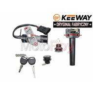 Contactslot Keeway Hurricane 50 cc