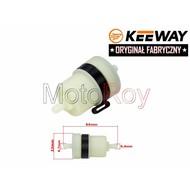 Benzinefilter Keeway Hurricane 50 cc - 2 takt