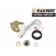 Kickstarter set Keeway 50 cc