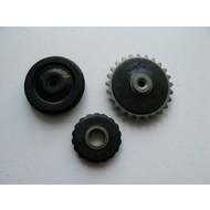 Distributie rolset voor 110 en 125 cc quad en dirtbike