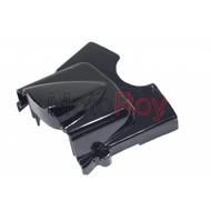 Tandwieldeksel zwart voor 110 en 125 cc dirtbike