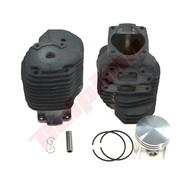 Cilinder met zuiger passend op Stihl MS041