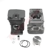Cilinder met zuiger 38 mm passend op STIHL MS018 en MS180