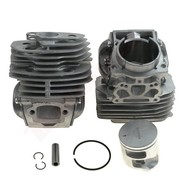 Cilinder met zuiger 46 mm passend op 560 en 562 (XP - XPG)