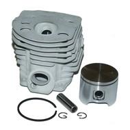 Cilinder met zuiger 46 mm passend op 50, 50 Special, 51 en 51 EPA