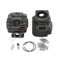Cilinder met zuiger passend op STIHL MS034, 036 en MS360 - 48mm