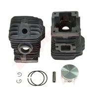 Cilinder met zuiger passend op Stihl MS025 en MS250 - 42,5 mm