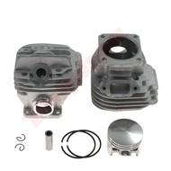 Cilinder met zuiger passend op STIHL MS026 en MS260 - 44 mm