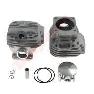 Cilinder met zuiger passend op Stihl MS026 en MS260 - 44,7 mm