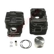 Cilinder met zuiger passend op STIHL MS031, 039, MS290, MS310 en MS390 - 47 mm