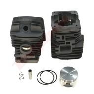 Cilinder met zuiger passend op STIHL MS029, 039, MS290, MS 310 en MS390 - 49 mm