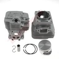 Cilinder met zuiger passend op STIHL MS441 - 50 mm