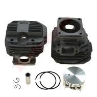 Cilinder met zuiger passend op STIHL MS044 en MS440 - 52 mm