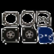 Carburateur reparatieset passend op MS020, 020T, MS191, MS192T en MS200