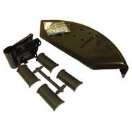 Beschermkap van Metaal Bosmaaier/Multitool past op 24mm - 26mm - 28mm