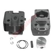 Cilinder met zuiger passend op Stihl FS120, FS200 en FS250  - 35mm