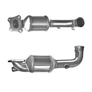 Katalysator voor Peugeot 108, 2008, 208, 301 en 308 - OEM Nummer : 9672883980