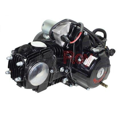 125cc Motorblok met Startmotor en 4 Versnellingen  Semi-Automaat