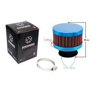 Luchtfilter Blauw 31-32 mm
