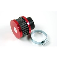 Luchtfilter Rood 34 mm