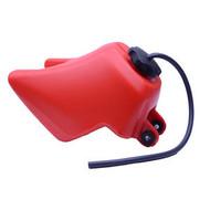 Benzinetank Rood voor PW50