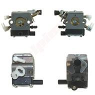 Carburateur passend op FS120 , FS200 , FS250 NS 2-MIX ( 4134 120 0612 )