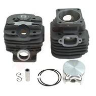 Cilinder met zuiger passend op STIHL MS034, 036 en MS360 - 48mm (Nikasil)