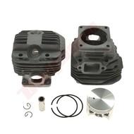 Cilinder met zuiger passend op STIHL MS044 en  MS440 - 50 mm