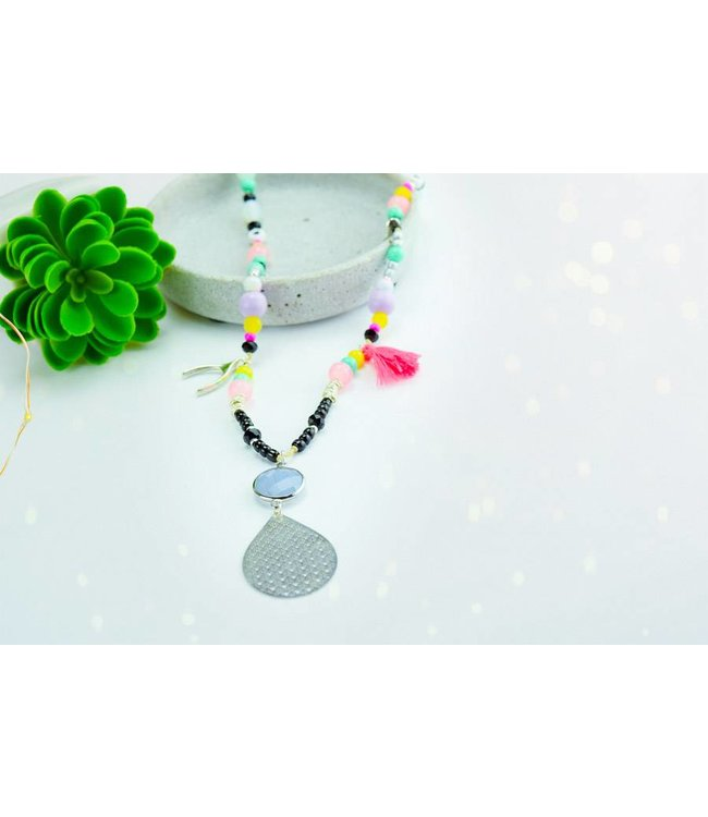 "Cute Clay ""Boho Summer"" - Kette"