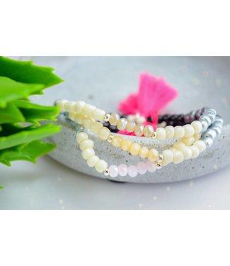 """Cute Clay Set """"Color Gradient"""" - 3 Armbänder"""