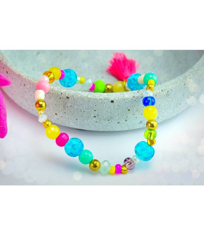 "Cute Clay ""Brightly Colored II"" - Armband"