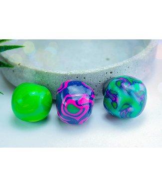 "Cute Clay ""Dreierlei"" - 3 Magneten"