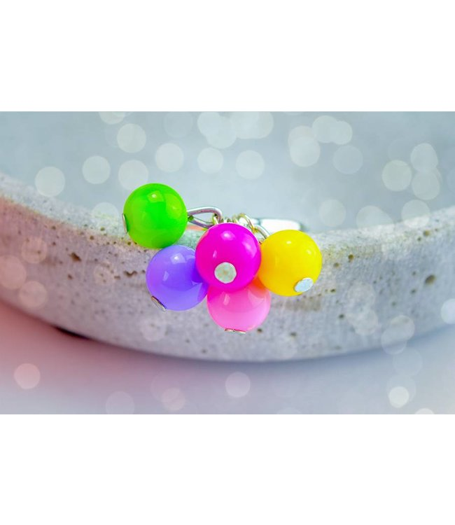 "Cute Clay ""Balloon"" - Ring"