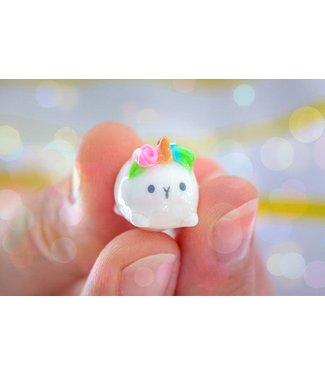 "Cute Clay ""Mini-Einhorn"" - Charm/Anhänger"