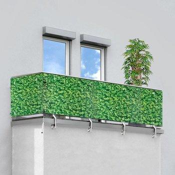 PVC Balkondoek Privacydoek Balkonbescherming 0,75 x 6 meter