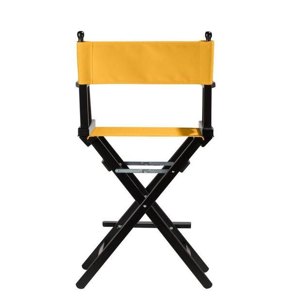 Professionele make up stoel - visagie - regisseurstoel -  Zithoogte 65 cm