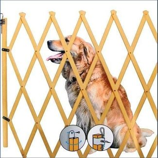 Hondenhek, Veiligheidshek 60-108 cm x 85 cm
