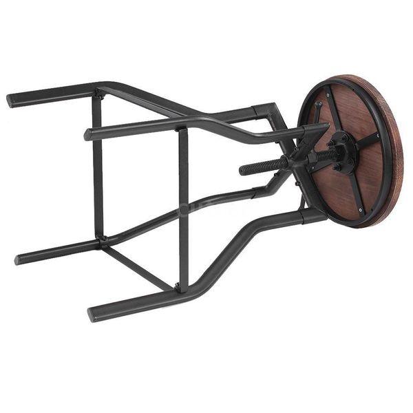 2 x Industriële Barkruk Vintage Kruk Industrieel