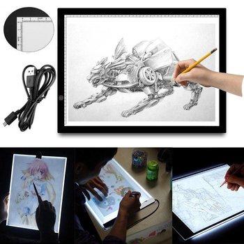 A3 LED lichtbak tekentafel schetsblad