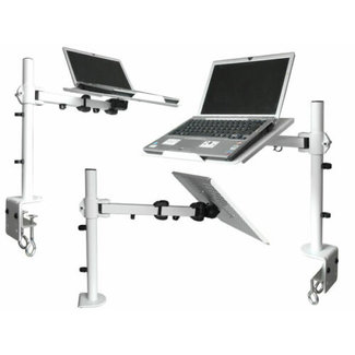 Laptoparm, tafelbevestiging voor laptops, notebooks, tablets