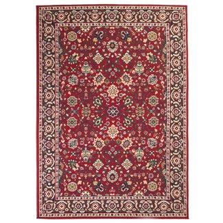 vidaXL Tapijt Oriental Perzisch ontwerp 120x170 cm rood/beige