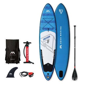 Aqua Marina SUP board Triton 340x81x15 cm blauw