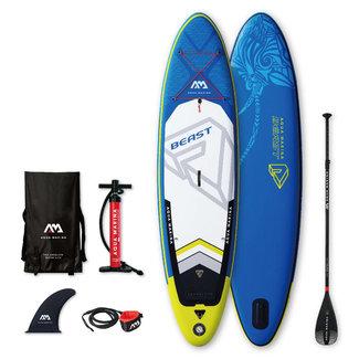 Aqua Marina SUP board Beast 320x81x15 cm blauw