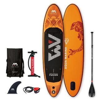 Aqua Marina SUP board Fusion 315x76x15 cm oranje