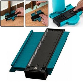 5 inch contourprofielmeter voor tegels en laminaat