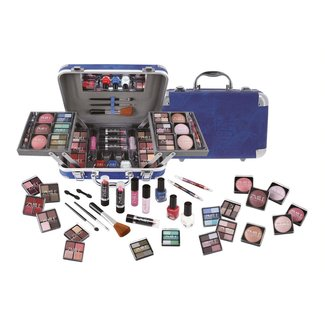 Make up koffer - Makeup - Make up set - 84 delig