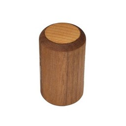 Voggenreiter kindermuziekinstrumenten Shaker hout - baby rattle 'nacht'