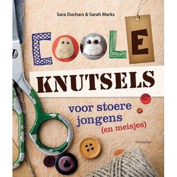 Christofoor kinderboeken Coole Knutsels, een stoer knutselboek voor jongens en meisjes