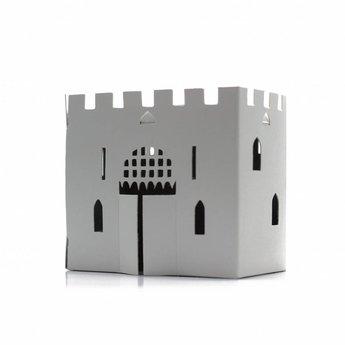 Litogami zonne-energie bouwpakketten Bouwpakket zonne-energie kasteel