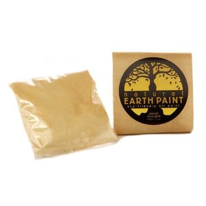 Natural Earth Paint natuurlijke kinderverf en kunstverf Natural Earth Paint Mica (goud)poeder